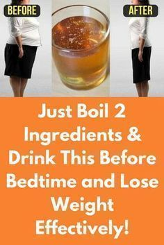 Just Boil 2 Ingredients & Drink This Before Bedtime and Lose Weight Overnight! Just Boil 2 Ingredients & Drink This Before Bedtime and Lose Weight Effectively! Honey and cinnamon weight loss combination provides you. Quick Weight Loss Tips, Weight Loss Help, Weight Loss Drinks, How To Lose Weight Fast, Losing Weight, Reduce Weight, Drinks To Lose Weight, Shakes To Lose Weight, Weight Loss Wraps