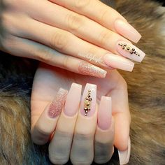 Cute Nude Pink Nails to Follow Trends This Summer Nude pink nails should accentuate your skin tone. If you are unsure whether you are warm- or cool-toned, that is the first thing you need to find out! https://naildesignsjournal.com/nude-pink-nails-summer-trends/