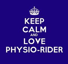 Love Physio - Rider