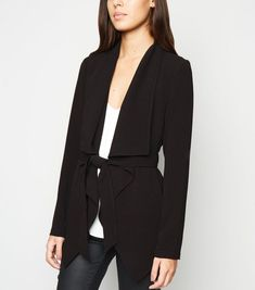 Discover the latest trends at New Look. Leather Look Jeans, Teaching Outfits, Celebrity Names, Crepe Fabric, New Look, Latest Trends, Fitness Models, Your Style, Belt