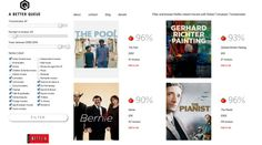 Finally, A Way To Find Movies Worth Watching On Netflix #abetterqueue #netflix #tech