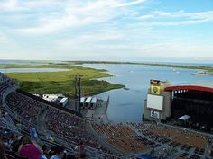 Jones Beach Theater, so any memories here with my dad and friends! Summer Jam!!