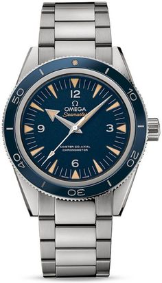 Seamaster 300 Omega Master Co-Axial 233.90.41.21.03.001, 41 mm