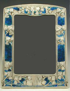 Vintage Picture Frame by Archibald Knox