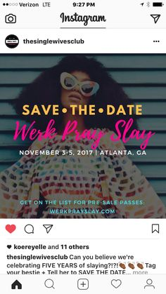 Save the date Nov 3-5 2017