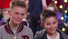 See Why Simon Pushed The Golden Buzzer For These Two Boys And Their Anti-Bullying Song [Video]