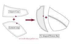 Seamed Power bar Sewing - C shaped power bar