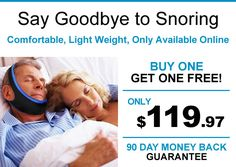 My Snoring Solution - An Effective Anti-Snoring Solution