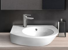 Realising the visual importance of the basin in a bathroom, Johnson Suisse offers a wide variety of choices to suit individual preferences for any bathroom aesthetic. Meet the new Toledo basin. Bathroom Goals, Bathroom Renos, Commercial Interiors, Basin, Choices, Meet, Australia, Interior Design, Lifestyle