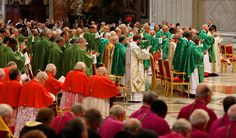"""El Papa inaugura el Sínodo de la Familia: """"Dejémonos guiar por el Espíritu Santo"""""""