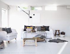 living room ///