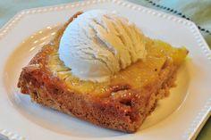 Sugar & Spice Pineapple Upside Down Cake