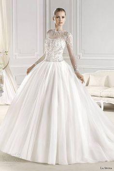 La Sposa wedding dress 2015 Glamour Bridal Collection