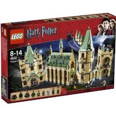 Lego Harry Potter Hogwarts Castle 4842 [ parallel import goods ] @ niftywarehouse.com #NiftyWarehouse #HarryPotter #Wizards #Books #Movies #Sorcerer #Wizard