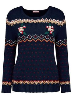 Joe Browns Vintage Christmas Knit