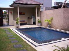 Pool area VILLA DE COOPS, BALI. great reviews on trip advisor!