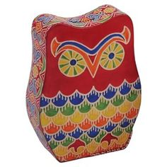 Owl Leather Money Box.#Repin By:Pinterest++ for iPad#