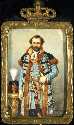 THE KING  H.M. King Jan III of Poland, née Sobieski (1629-1696)