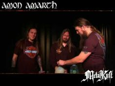 Brewing Mead with AMON AMARTH!