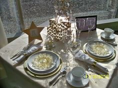 Lovely for a special holiday table