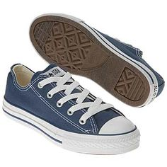 Converse All Star Lo tops are awesome...go design a pair on the website.