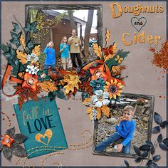The Digichick :: Collections :: Fall For Autumn: Collection by LDrag Designs