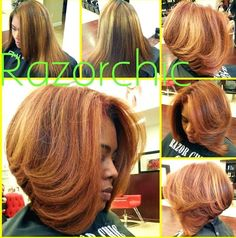 IG: RazorChicOfAtlanta this Bob is everything