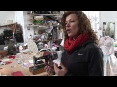 Artist Susan Stockwell describes her methods and processes