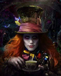 Mad as a Hatter, by OmriKoresh