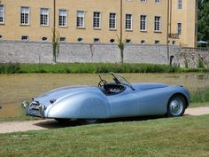 1950 Jaguar XK 120 - 1 of only 242 Alloy Roadsters - Mille Miglia eligible | Classic Driver Market