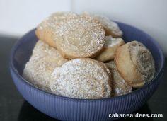 La recette des escargots au sucre caramélisé  Pour le goûter du mercredi ou du dimanche!
