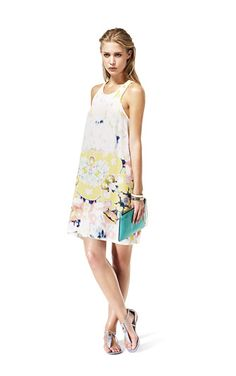 This is cute summer dress.