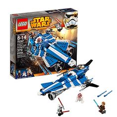 Lego Star Wars 75087 Anakins Custom Jedi Starfighter ** You can get additional details at the image link.Note:It is affiliate link to Amazon.