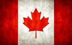 Canadian flag designed by George Stanley, made its first official appearance February 15, 1965.