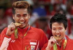 Mengaji Sebelum Tanding di Final Olimpiade, Tontowi Banjir Pujian | News…