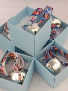 Here are some lovely `FROZEN` style bells boxed with a ribbon attached. http://www.ebay.co.uk/itm/121448821405?var=&ssPageName=STRK:MESELX:IT&_trksid=p3984.m1558.l2649