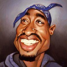 Dylan Vermeul Art — Keep ya head up #tupac #tupacshakur #hiphop ...