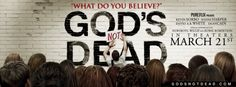God's Not Dead - starring Kevin Sorbo - Shane Harper - Dean Cain - Newsboys - Willie & Korie Robertson - coming to theaters March 21st, 2014 - Pure Flix - Christian Movies - #PureFlix #ChristianMovies #Newsboys #KevinSorbo #ShaneHarper #DeanCain #WillieRobertson www.PureFlix.com www.GodsNotDead.com