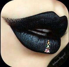 Boca preta,bem dark......curtam.....