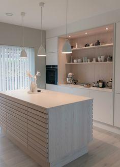 Kjøkkenet vårt – Villafunkis.no Family Kitchen, House, Kitchen Space, Kitchen Decor, Kitchen Decor Modern, Home Decor, Kitchen Room Design, Kitchen Dining Room, Home Kitchens