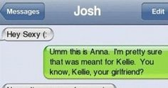 Text Message Flirting Gone Wrong!