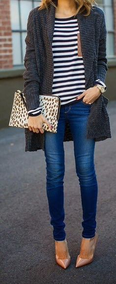 I really the style and color of the sweater...would be nice in berry or forest green too...