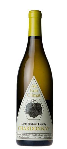 WHITE  |  Au Bon Climat Chardonnay - MEDIUM