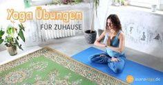 Yoga Übungen für Zuhause