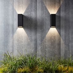 Oslo 255 Led Outdoor Wall Lights, Outdoor Light Fixtures, Outdoor Wall Sconce, Outdoor Walls, Outdoor Lighting, Interior Lighting, Modern Lighting, House Lighting, Led Floor Lamp