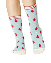 The Nootka women's super-soft bamboo crew socks in eggshell | By Braintree