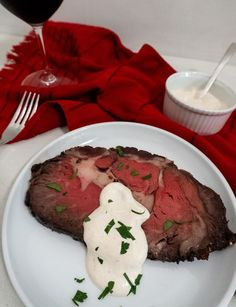 This easy prime rib is always the star on my Christmas dinner table. We are reverse searing it for that perfect edge-to-edge medium rare cook and serving it with horseradish sauce to balance the richness of the meat. Your guests will definitely be impressed especially if you serve the prime rib I used from Snake River Farms! Absolutely divine! We are starting out by dry brining our prime rib. We liberally season it all over with salt (remember it's a big piece of meat!) and…