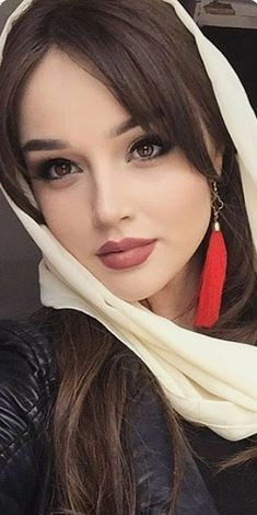 Image in foto collection by Алексей on We Heart It Lovely Eyes, Most Beautiful Faces, Beautiful Girl Image, Beautiful Women Pictures, Beautiful Lips, Beautiful Hijab, Pretty Eyes, Beautiful Clothes, Girl Face