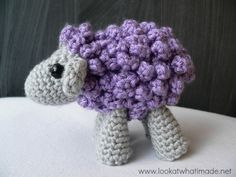 Shorn the Crochet Sheep   a Little Zoo Animal free crochet patterns  http://www.lookatwhatimade.net/crafts/yarn/crochet/free-crochet-patterns/shorn-crochet-sheep-little-zoo-animal/
