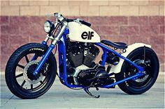 """""""I usually don't likey harley...but this is cool"""" Harley Del Ray by DP Customs"""